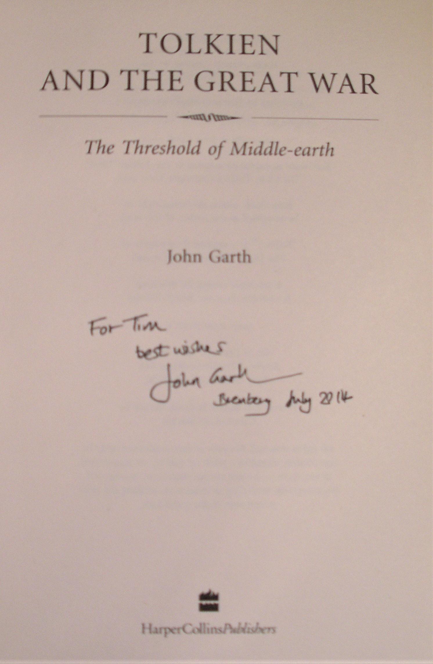 John Garth 2