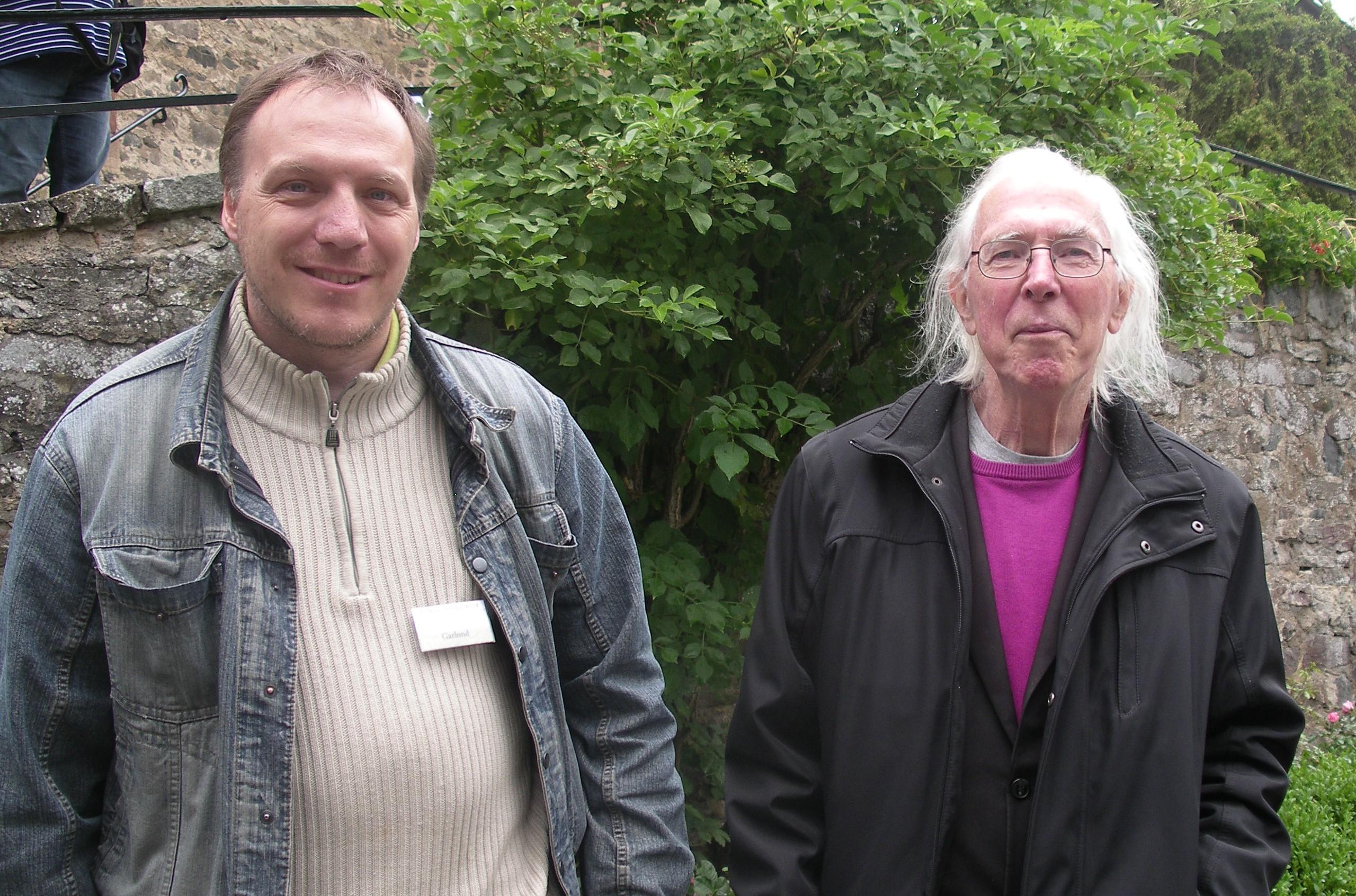 Cor Blok and me